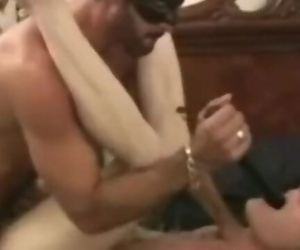 Masked Dom Fucks a Firsthand..