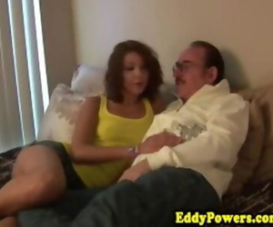 Retro amateur pussypounded..
