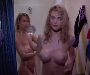 80s/90s B-Movie Action Bimbo..