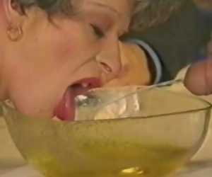 Granny revitalizing piss &..
