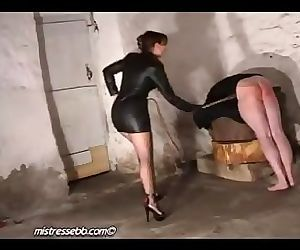 MistressEbb caning