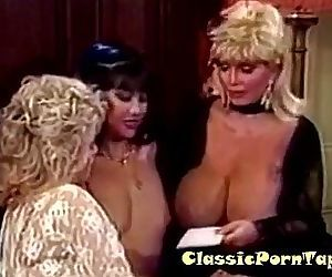 awesome retro eighties porno